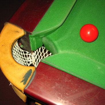 Der große Frust am Snooker-Tisch