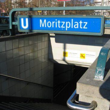 Moritzplatz wird Kältebahnhof