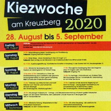 Kiezwoche Kreuzberg