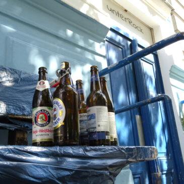 Buntes Kreuzberg: Blau