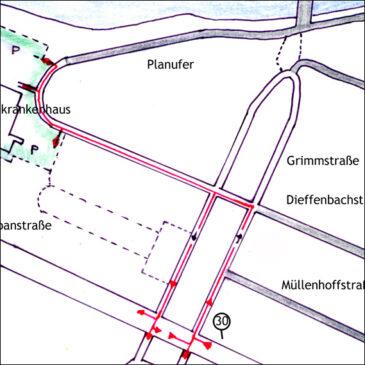 Brennpunkt Fahrradstraße