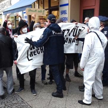 Auch der zweite Angriff auf Kreuzberg scheitert