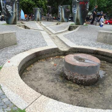 Der Brunnen ist versiegt